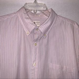 J Crew XL Washed Casual Long Sleeve